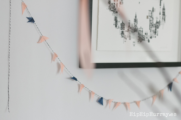 Paper Garland for Halloween Party by Hip Hip Hurray